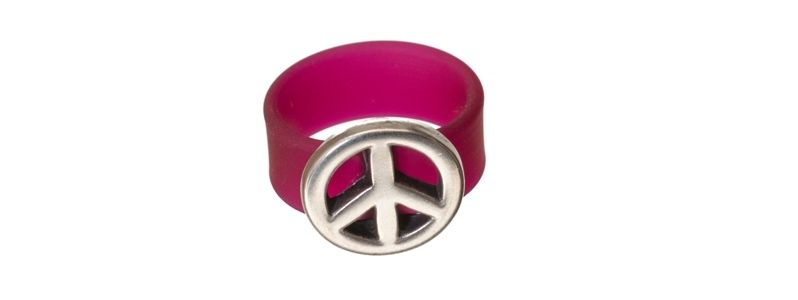 Ring Peace Himbeer