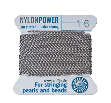 Nylon Power Perlseide
