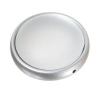 Luna-Perle, rund, 28 mm, weiß