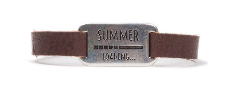 """Sommer-Armband """"Summer Loading"""""""