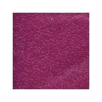 Delica 11/0, dyed transp fuchsia, ca. 7,2 gr