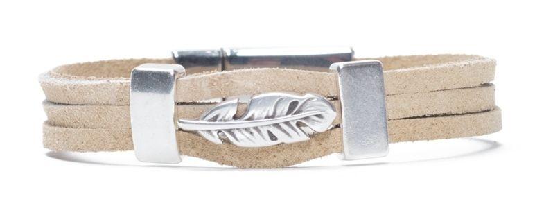 Ethno-Armband Feder klein