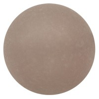 Polarisperle, rund, ca. 8 mm, dunkelgrau