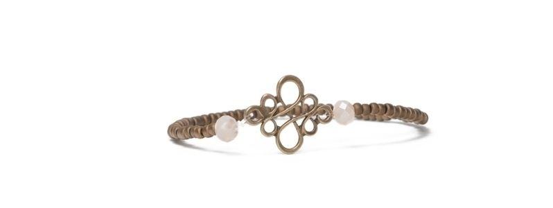Armband Rocailles Ornament