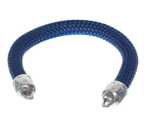 Armband mit dickem Segeltau und Anhängern Schritt 4