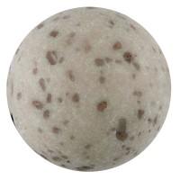 Polarisperle gala sweet, Kugel, 20 mm, hellgrau