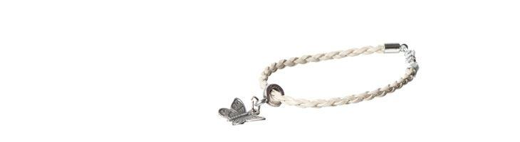 """Armband """"Kleiner Schmetterling"""""""
