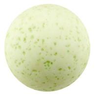 Polarisperle gala sweet, Kugel, 8 mm, pistazie
