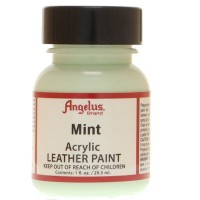Angelus Lederfarbe Mint , Inhalt: 29,5 ml