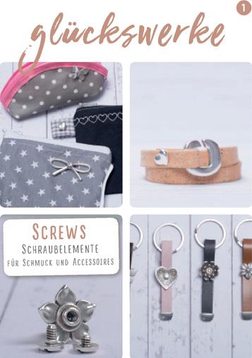 DIY Online Magazin Glückswerke 1 Screws