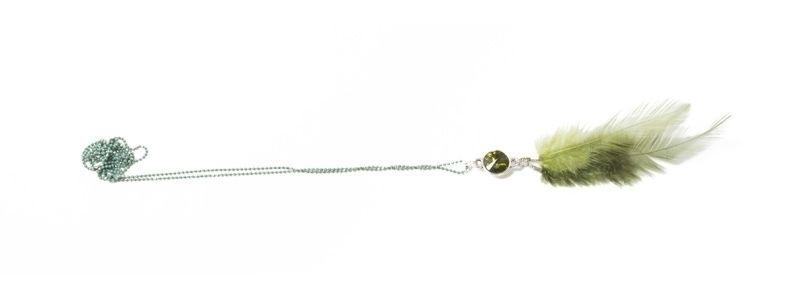 Federkette Emerald
