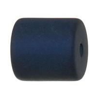 Polaris Walze, 10 x 10 mm, dunkelblau