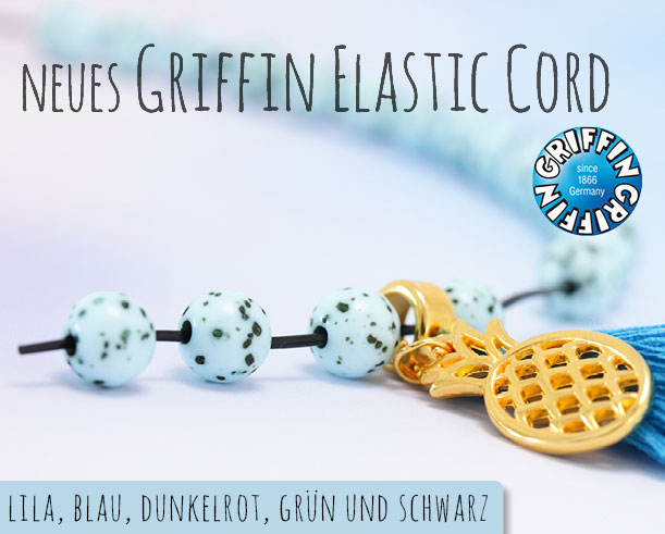 Griffin Jewelry Elastic Cord