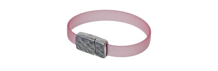 Armband Pfingstrose