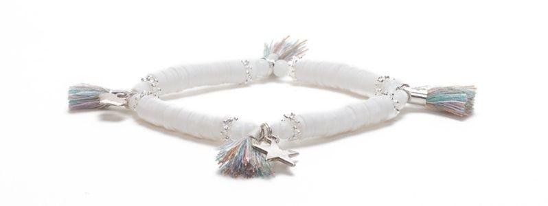 Armband mit Katsuki Perlen Charms