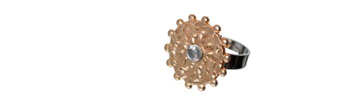 """Ring  """"Goldstück"""""""