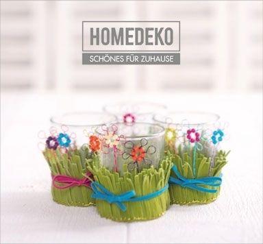 DIY Ideen für Homedeko