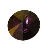 Swarovski Rivoli (1122), SS39 (ca. 8 mm), crystal lilac shadow