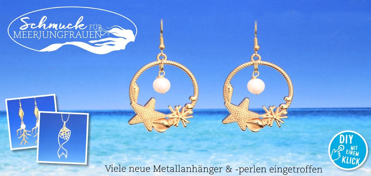 Schmuck für Meerjungfrauen