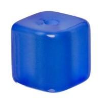 Polaris Würfel, 8 mm, glänzend, capri blue