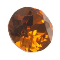 Swarovski Xirius Chaton (1088), PP32 (4 mm), tangerine