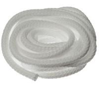 Segelseil / Kordel, Durchmesser 5 mm, Länge 1 m, weiß
