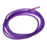 PVC-Schlauch Durchmesser 2,5 mm, violett, Länge 1 m