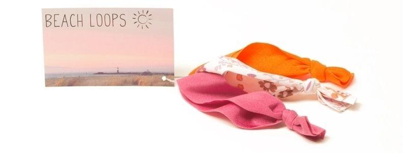 Beach Loops Pink-Orange-Mix