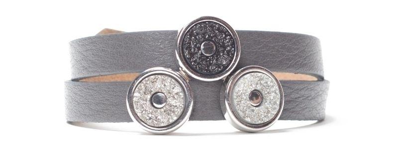 Armband für Tendo Slider mit Polaris Goldstein Cabochons II