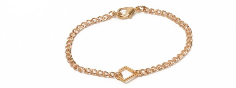 Geometrics-Armband Diamant