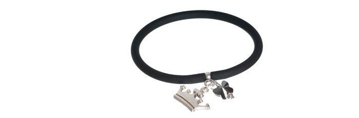 Steckarmband Krone