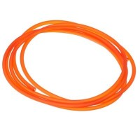 PVC-Schlauch Durchmesser 2,5 mm, orange, Länge 1 m