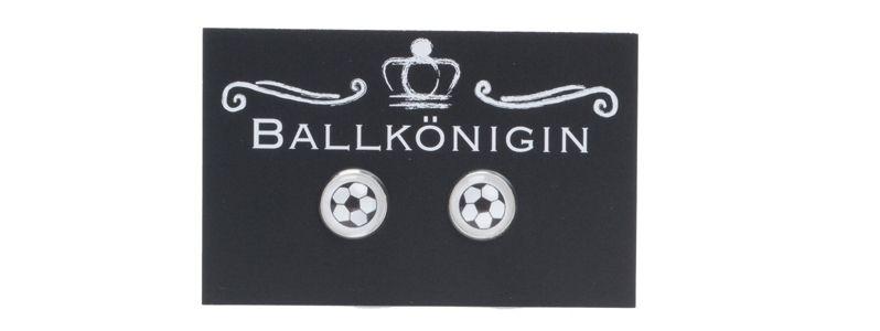 Fußballohrstecker