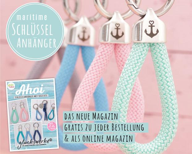 DIY Online-Magazin Glückswerke 12
