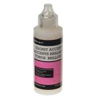 Glossy Accents 3D-Kleber für Glascabochons/ Glassteine, 59 ml