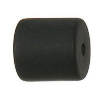 Polaris Walze, 10 x 10 mm, schwarz