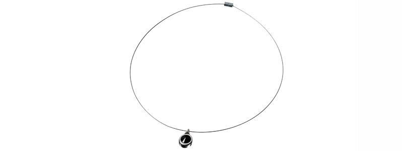 Micro-Magnetverschluss Rivoli Collier