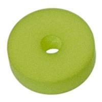 Polaris Spacer Scheibe 8 mm, hellgrün