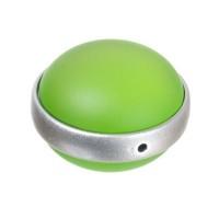 Luna-Perle, rund 20 mm, hellgrün