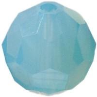Swarovski Elements, rund, 8 mm, pacific opal
