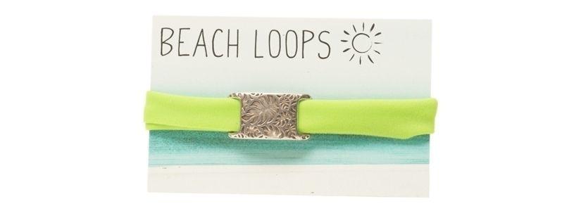 Beach Loop Blätter Grün