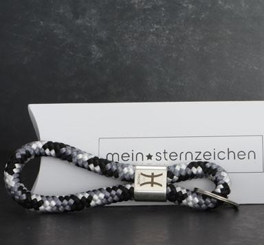 DIY Sternzeichen Schlüsselanhänger