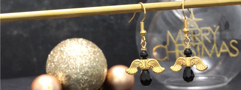Wundervolle Engel-Ohrhänger