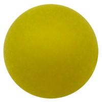 Polarisperle, rund, ca. 12 mm, olivgrün