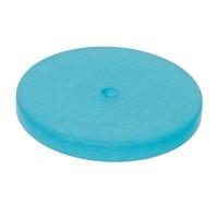 Polaris Perlenglück-Scheibe rund, 20mm, türkisblau