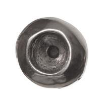Pin für Armreifen, Fassung für Chatons SS39, versilbert