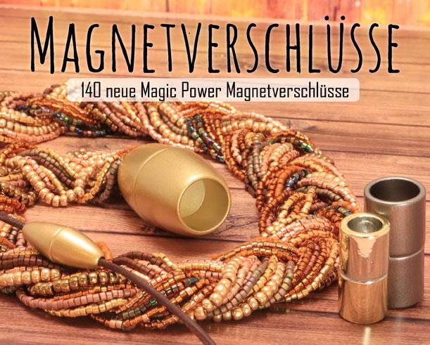 Magnetverschlüsse