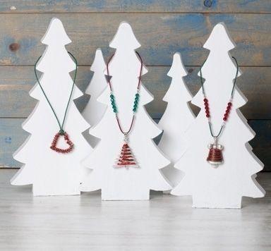 Weihnachtsanhänger für Ketten