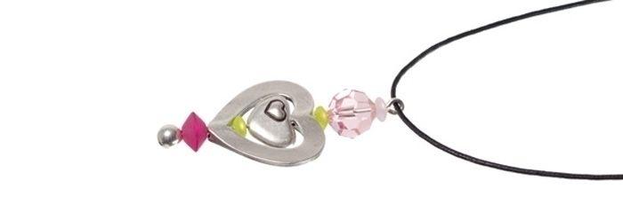 Wechselanhänger Rosa Pink II A15