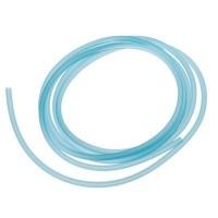 PVC-Schlauch Durchmesser 2,5 mm, hellblau, Länge 1 m